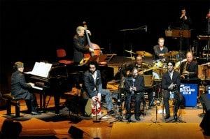 Chano Dominquez, Vince Mendoza, WDR Big Band @ Auditorio de Zaragosa   Zaragoza   Zaragoza   Spain