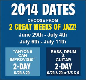 Jamey Aebersold Summer Jazz Workshop  @ University of Louisville | Campbellsburg | Kentucky | United States