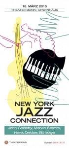 The New York Connection: Mays, Stamm, Goldsby, Dekker @ Oper Bonn | Bonn | Nordrhein-Westfalen | Germany