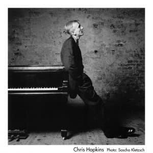 Chris Hopkins — Steinway and Sons Köln — Jazz & Talk @ Steinway & Sons Köln